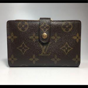 Authentic Louis Vuitton monogram Women's Wallet
